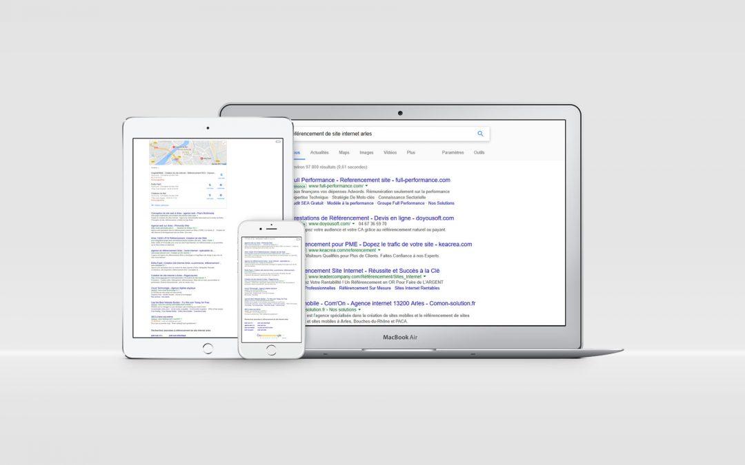 Formation en création de site et référencement Internet Tarascon Arles